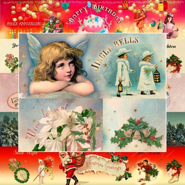 BPM vánoce a svátky