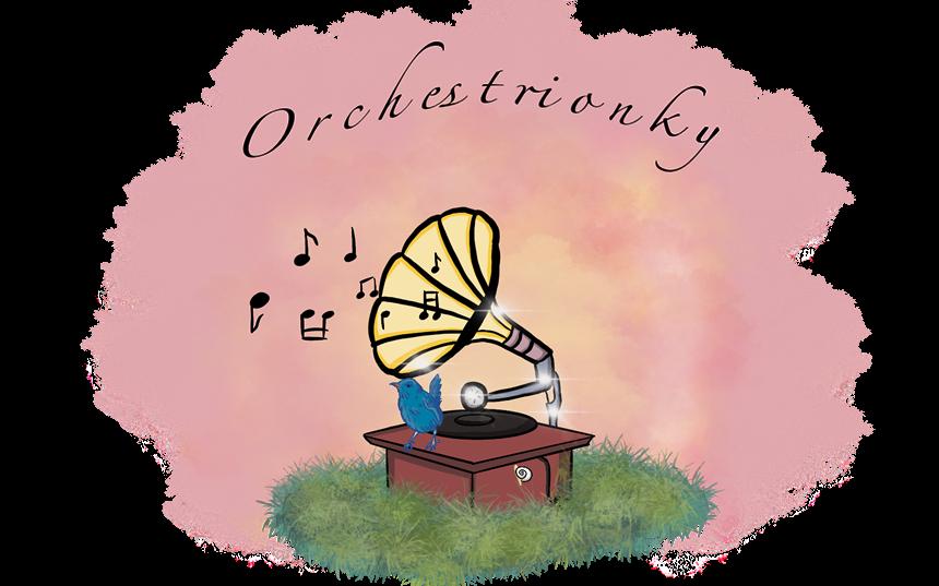 orchestrionky – hrací strojky